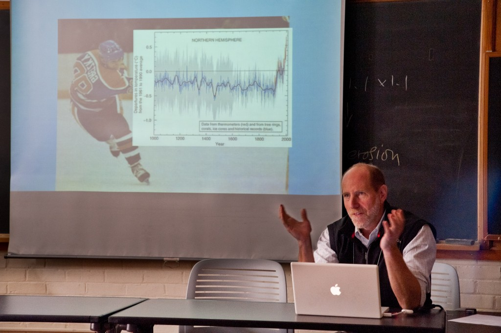 Skating to the Puck: Lessons on Sustainability from the Hockey Rink