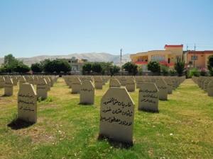 Carina Roselli in Iraq, part 2