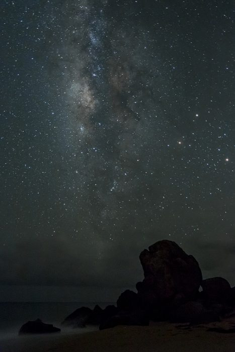 Searching for the Stars: Light Pollution in Puerto Rico